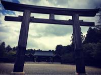 family☆御朱印巡り-吉野神宮 - SORANKO