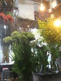 うちも敬老の日のお祝いしました~【インド料理】 - ルーシュの花仕事