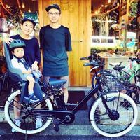 bikke ! STEP CRUZe ! TOTE BOX !『バイシクルファミリー』Yepp ビッケ GRI ステップクルーズ 電動自転車 トートボックス おしゃれ自転車 - サイクルショップ『リピト・イシュタール』 スタッフのあれこれそれ