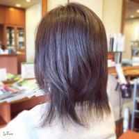 スッカスカな髪から、美髪になるまで♪ - 君津市 南子安の美容室  La Face   ✯   ラフェイス のブログ