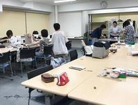【ヴォーグ学園横浜校】生徒さんのダブルファスナーポシェットが完成しました! - neige+ 手作りのある暮らし
