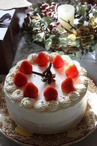 クリスマスのおもてなしレクチャー会。 - Rose ancient 神戸焼き菓子ギャラリー
