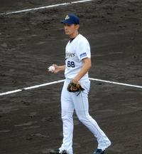 鈴木優投手、31試合目の登板 - サマースノーはすごいよ!!