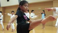 蹴り - 子ども空手×杉並 六石門 らいらいブログ