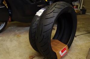 【k1】ラジエター取付、タイヤ交換 -