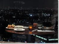 【シェラトンクラブ】2日目の軽い夕食 - お散歩アルバム・・冬の訪れ