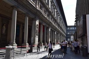 ウフィッツィ美術館その1@フィレンツェ♪ - ローマより愛をこめて