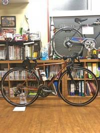 リュックとしてつかえるサドルバッグ  「使ってみた」&10月の営業日のご案内 - 246(玉川通り)沿いの自転車店 CROWN CYCLEのブログ