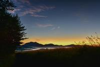 早朝の北富士演習場 - 風とこだま
