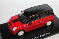 1/64 PAO FENG BMW Taiwan 7-11 Limited MINI JCW Clubman - 1/87 SCHUCO & 1/64 KYOSHO ミニカーコレクション byまさーる