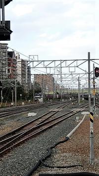 藤田八束の鉄道写真@貨物列車との出会い新大阪駅にも写真スポットが有る・・・新大阪で瑞風に逢いたい・ - 藤田八束の日記