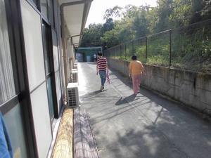 9/18歩行 - 聖愛園☆活動日記
