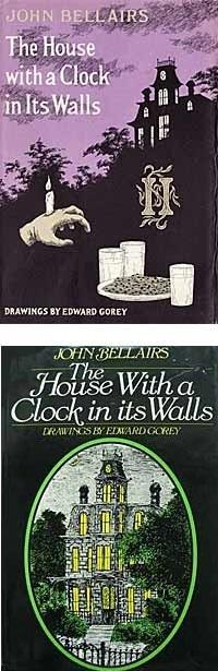 The House with a Clock in Its Walls - TimeTurner
