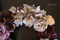 紫陽花の色 - アーティフィシャルフラワー THE LIGHTS