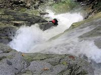 奥秩父 笛吹川東沢鶏冠谷右俣で沢納め     Stream Climbing in Tosakadani, Chichibu-Tama-Kai National Park - やっぱり自然が好き