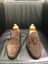 秋冬に履きたいヤンコがそこにはある - シューケア靴磨き工房 ルクアイーレ イセタンメンズスタイル <紳士靴・婦人靴のケア&修理>