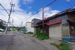 末広町 - 小樽スケッチ