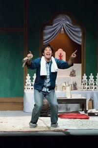 新芸座公演「カミサマの恋」舞台5 - 劇団新芸座ブログ