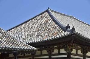 「大元興寺」今年創建1300年 - 平城宮跡の散歩道