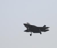 F-35A次期戦闘機 - モクもく写真館