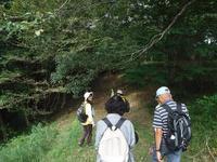 木葉下(あぼっけ)金山と梨狩りツアーその1 - みとぶら