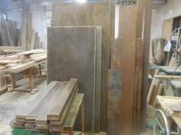 腰板の段取り - 手作り家具工房の記録