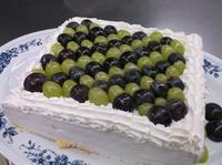 9月のお誕生ケーキ - 介護老人保健施設 大津ケアセンター ブログ