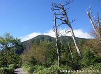 2007年9月の男体山 - 清治の花便り