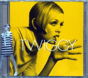 ツイッギー(Twiggy)「TWIGGY」(2004) - 夜ごとの美女