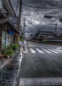 雨上がりの篠山にて - ぽとすのくずかご