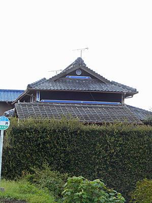 綾川町の鏝絵 - ShopMasterのひとりごと