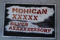 30×45MOHICAN XXXXXART WORK/ MOHICAN XXXXX SILVER AXXXXXESSORY30×45 - アクセサリー職人 モリタカツヤ MOHICAN XXXXX  Jewelry Factory KUROBE
