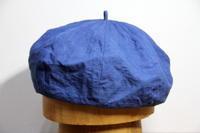 藍染しました2 - Chapeaugraphy -倉敷美観地区の帽子店 -