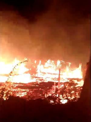 湖南省西部の山村で大火災発生、静岡在住の湖南出身者が支援呼びかけ - 段躍中日報