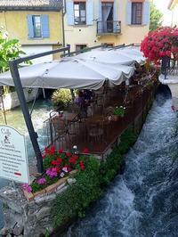 豊かな水流 (Borghetto) - エミリアからの便り