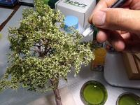 BOYSLIFEその④樹木と草 - マルタカヤ模型