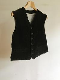 40's Au Fusil Hunting Waist Coat From France! - DIGUPPER BLOG