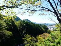 午後から快晴の 芥見権現山(316.5M)  登頂する - 風の便り