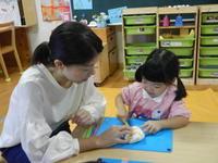 参観日をしました! - みかづき第二幼稚園(高知市)のブログ