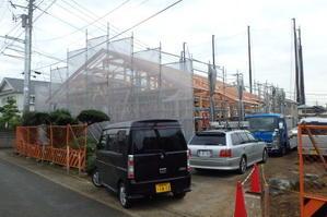 ペットと暮らす和のすまい 建方 - 堂宮大工 内田工務店 棟梁のブログ