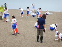 サンセットビーチでビーチコーミング - Beachcomber's Logbook