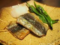 秋刀魚のかば焼き風夕食♪ - アリスのトリップ
