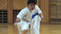 後蹴り - 子ども空手×杉並 六石門 らいらいブログ