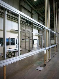 アルミニウム製建具製品検査 - TAPO Weblog