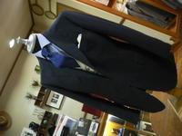ネイビースーツ(チャコール)あれば安心です・・・ - 倉敷オーダーセレクトショップ デボー