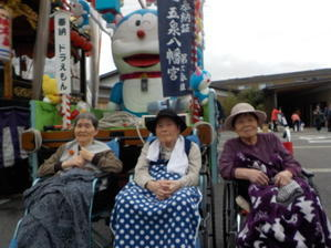 五泉の祭りに行ってきました~ - 菅名の里