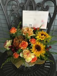 敬老の日にお花 - お花は幸せの贈りもの~Sweet Lees