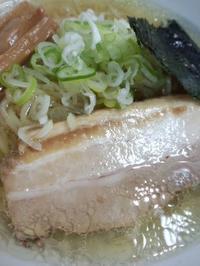 秋の北海道物産展凡の風の塩らーめん - 東京ライフ