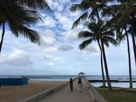 ハワイ最終日とやらかしたムスメ - ケセラセラ~家とGREEN。