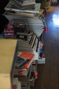 断捨離【本】 - 森小日記(もりしょうにっき)